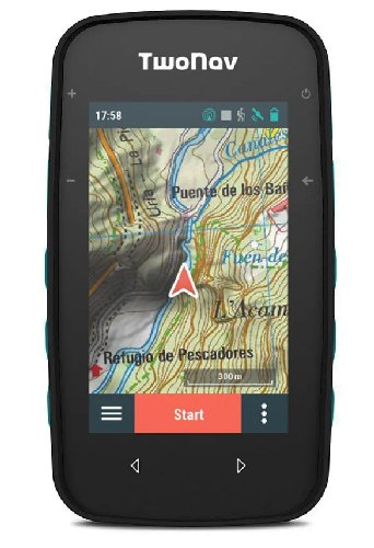 GPS TwoNav Cross.