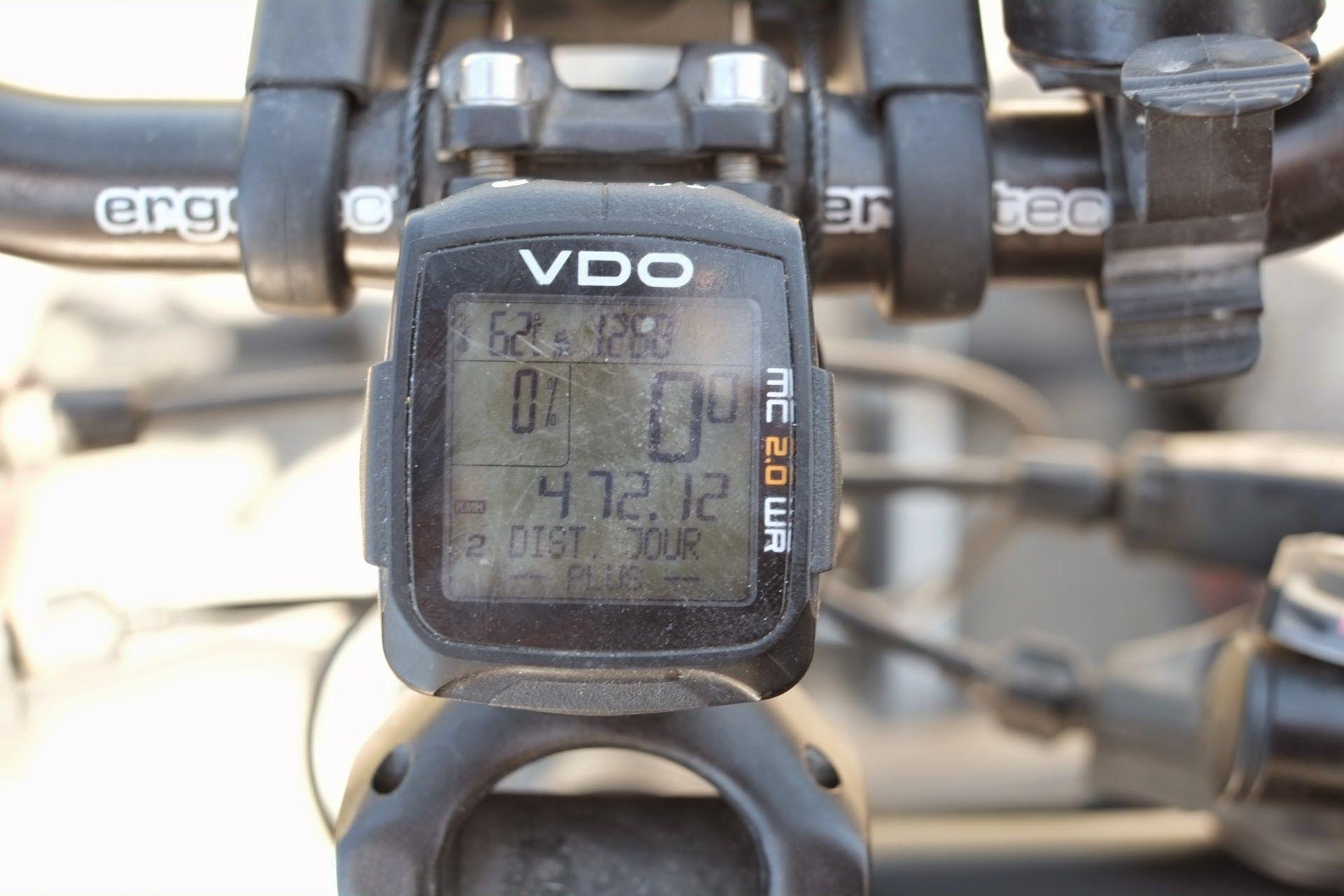 Compteur de vélo