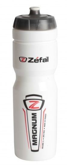 Bidon vélo Zéfal Magnum 1 l.