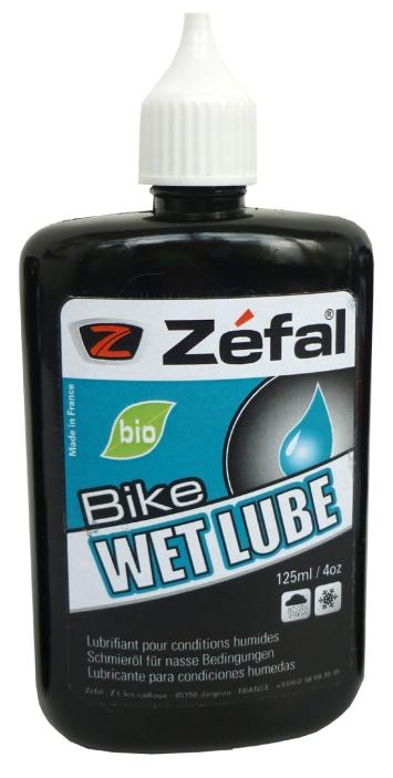 Huile pour chaine de vélo biodégradable Zéfal.