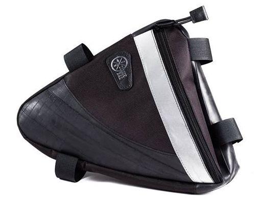 Sacoche de cadre Ziggie Bag Triangle 01.