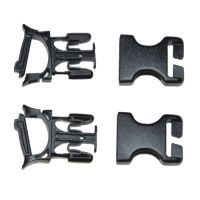 Paire de clips sans couture Ortlieb Stealth 25 mm