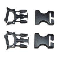 Paire de clips sans couture Ortlieb Stealth 25 mm