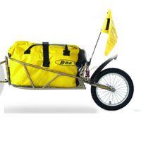 Remorque à vélo Bob Ibex (avec sac)