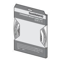 Kit câbles Shimano standard pour freins route et VTT