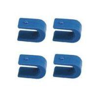 Set de quatre réducteurs bleus Rixen & Kaul