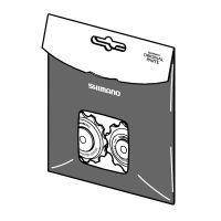 Galets de dérailleur arrière Shimano XT Dyna-Sys